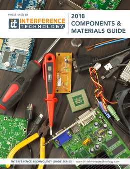 2018 Components & Materials Guide | Interference Technology