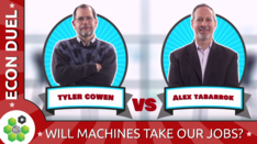 Econ Duel: Will Machines Take Our Jobs?