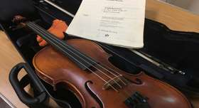 What you'll learn at the Beginner Violin Class