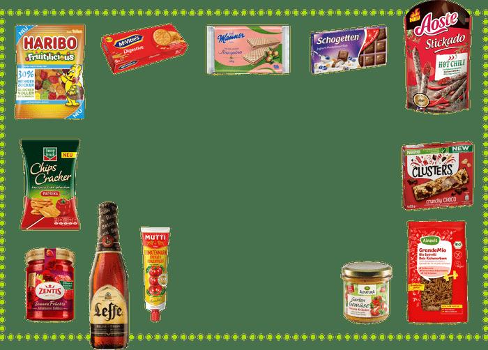 Box des Monats - Januar 2021: Degusta Box