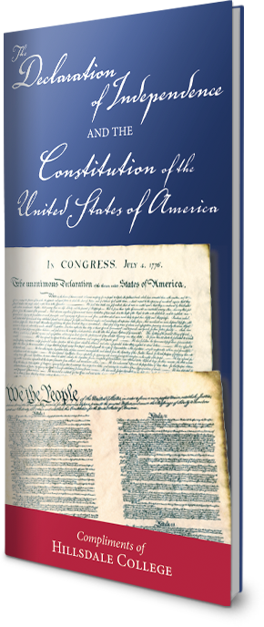 FREE Copy of The Constitution.