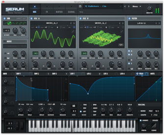 10 Free Future Bass Leads for Xfer Serum - by Makr Samples