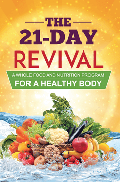 21 day revival diet