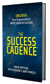 Sandler | The Success Cadence Free Sample Chapter