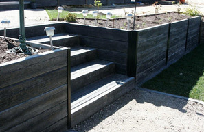 Find Out More About Modern Concrete Sleeper Retaining Walls For Your Home