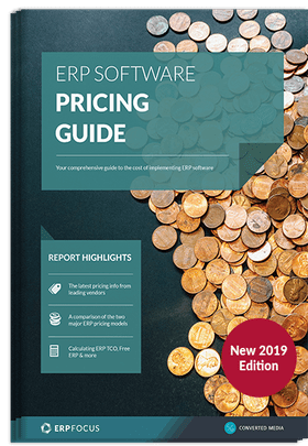 ERP Software Pricing Guide - Free Guide from ERP Focus