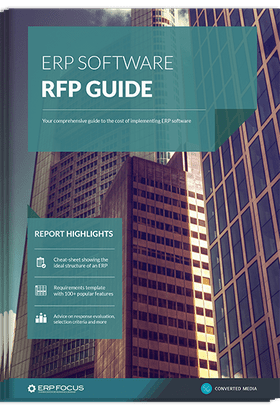 ERP Software RFP Guide - Free Download on ERP Focus