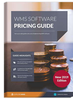 WMS software pricing guide - exclusive guide from Explore WMS