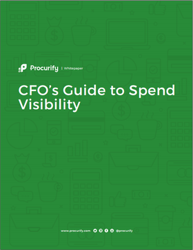 CFO Guide To Spend Visibility