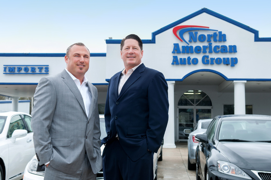 North American Auto Group >> Locally Owned Dealer Finds Happy Customers Rapid Growth By