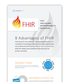 8 Advantages Of Fhir Free Infographic