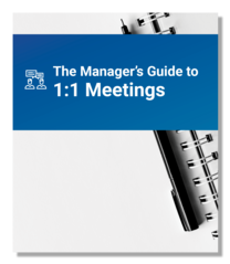 The Manager's Guide to 1:1 Meetings