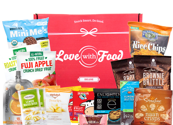 Love With Food by SnackNation.