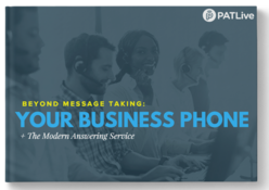 eBook: What A Modern Answering Service and do for Your Business