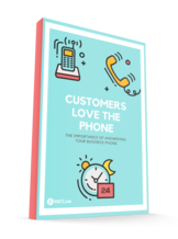 eBook: The importance of answering your business phone