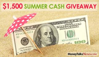Summer Cash Giveaway