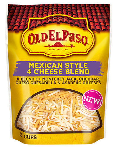 Mexican 4-Cheese