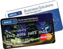 Fleet fuel cards arco business solutions arco business solutions mastercard card colourmoves