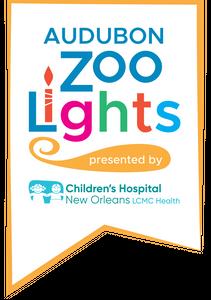 Audubon Zoo Lights - New Orleans, LA - Audubon Nature Institute