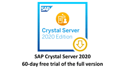 Crystal Reports 2008 Trial Download