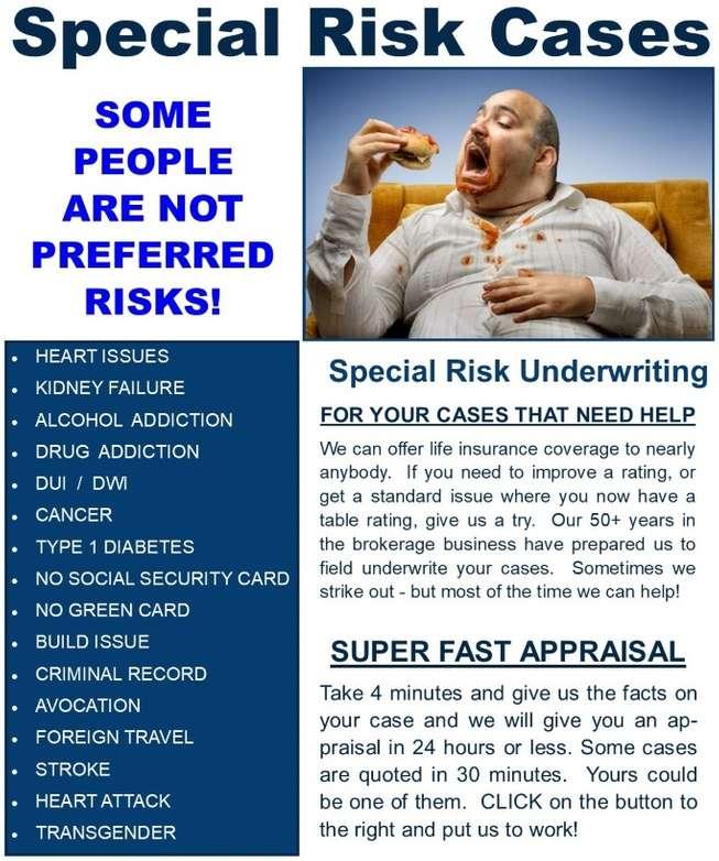 xunbounce Special Risk