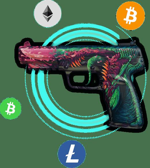 csgo skin bitcoin)