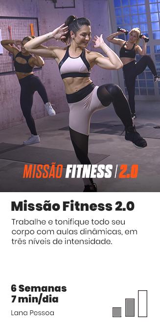 Missão Fitness 2.0