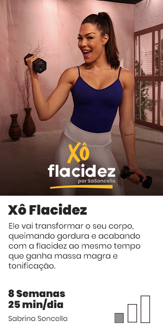 Xô Flacidez