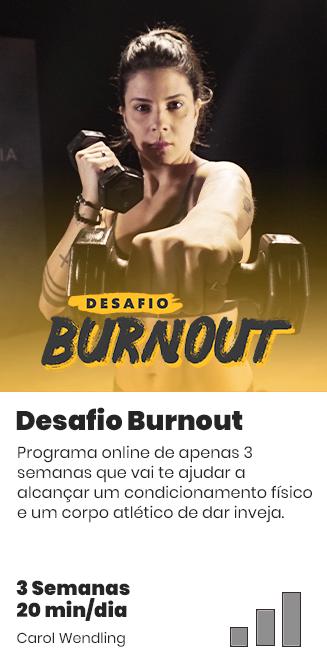 Desafio Burnout
