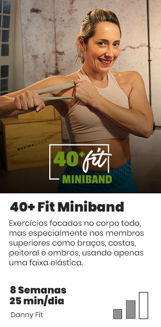40+ Fit Miniband
