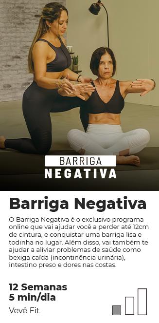 Barriga Negativa