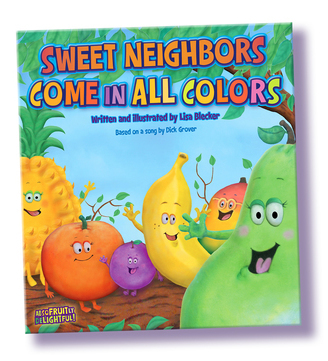 Image result for sweet neighbors come in all colors