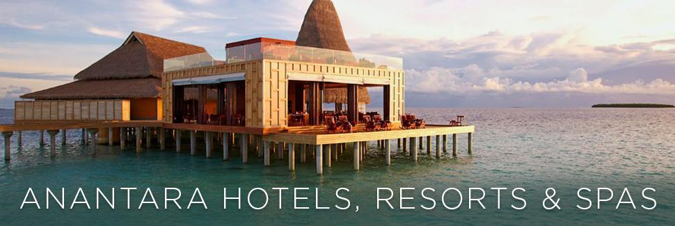 Anantara Hotels Resorts Kiwi Collection